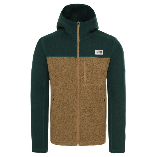 The North Face Gordon Lyons Hoodie - British Khaki Heat
