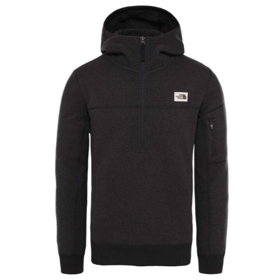 The North Face Gordon Lyons Po Hoodie - Black Heather