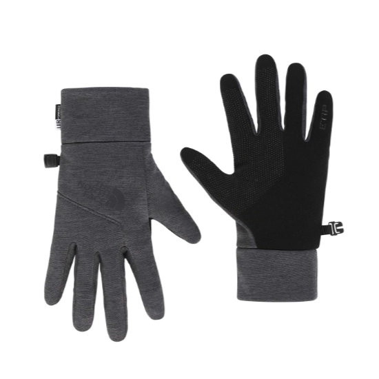 The North Face Etip Glove W - Dark Grey Heather