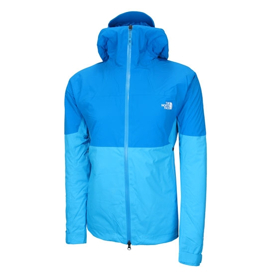 The North Face Impendor Insulated Jacket W -  Turquoise Blue