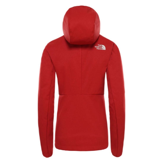 The North Face Quest Highloft Softshell W - Photo of detail