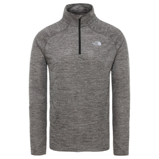 The North Face Ambition 1/4 Zip - Black
