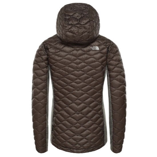 The North Face Inlux Wool Hybrid W - Photo of detail