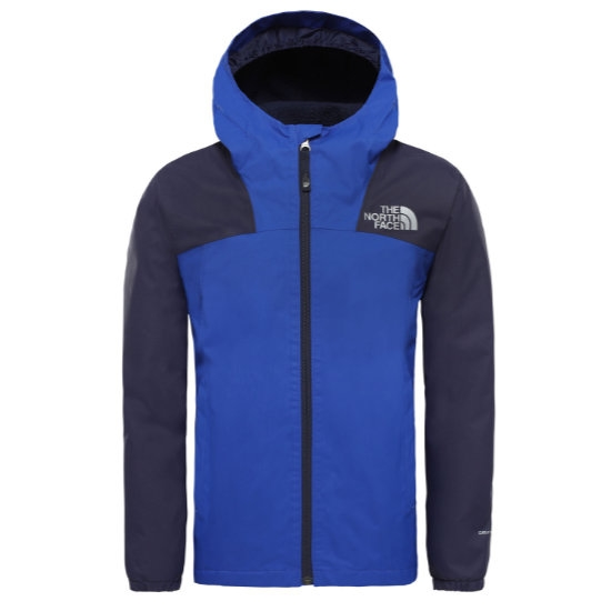 The North Face Warm Storm Jacket Boy - Blue