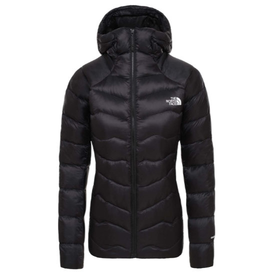 The North Face Impendor Down Hoodie W - Black