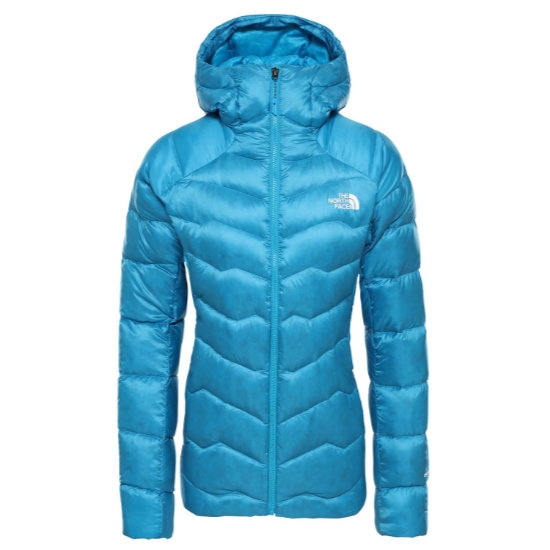 The North Face Impendor Down Hoodie W - Acoustic Blue