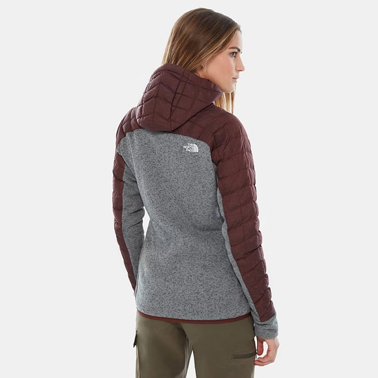 The North Face Thermoball Gordon Lyons Hoodie W - Foto de detalle
