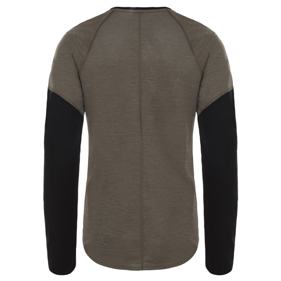 The North Face Presta L/S Crew W - Photo de détail