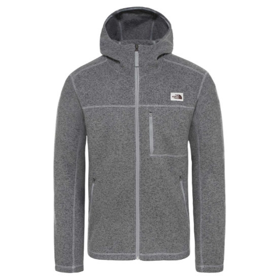 The North Face Gordon Lyons Hoodie - Medium Grey Heather