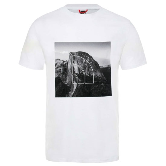 The North Face Photoprint Tee - White