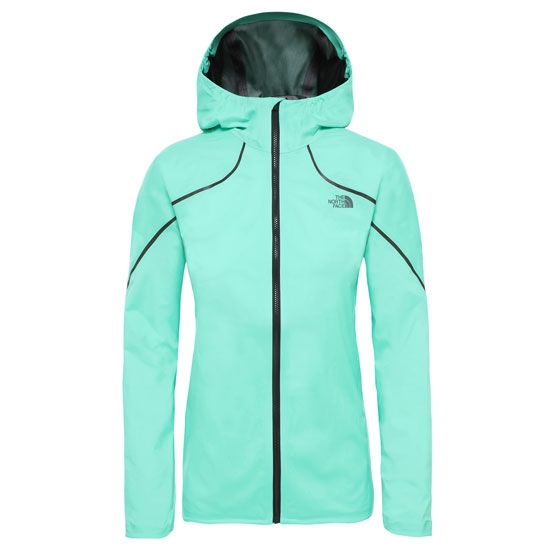The North Face Summit Flight Futurelight Jacket W - Chlorophyll Green