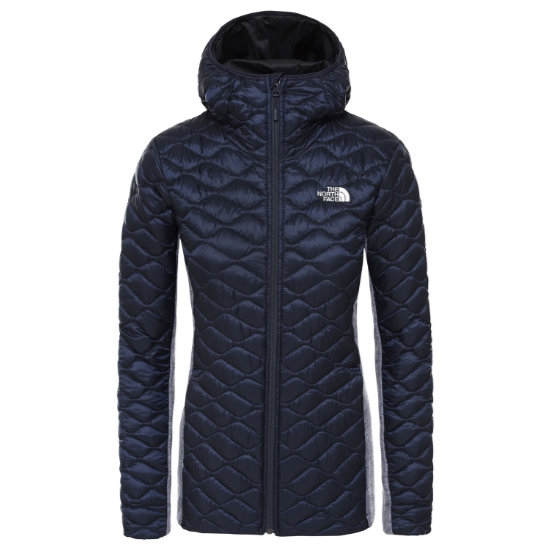 The North Face Inlux Wool Hybrid W - Urban Navy