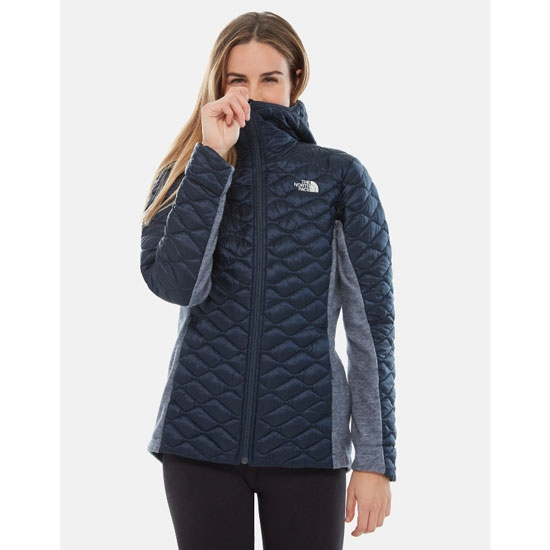 The North Face Inlux Wool Hybrid W - Foto de detalle