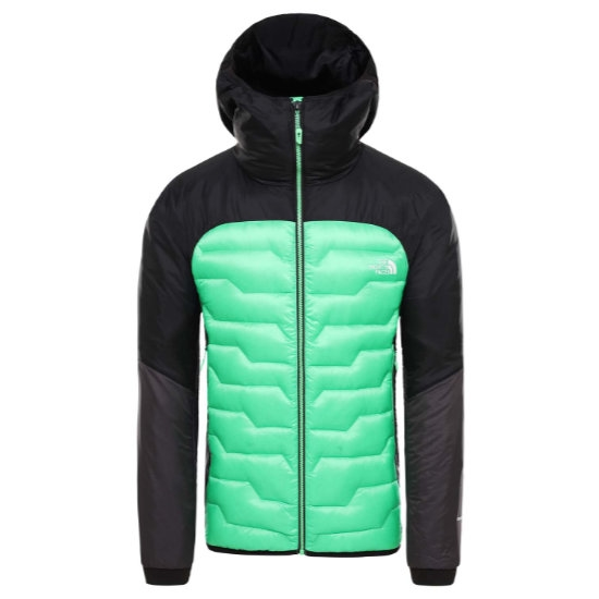 The North Face Impendor Hybrid Down Hoodie - Chlorophyl