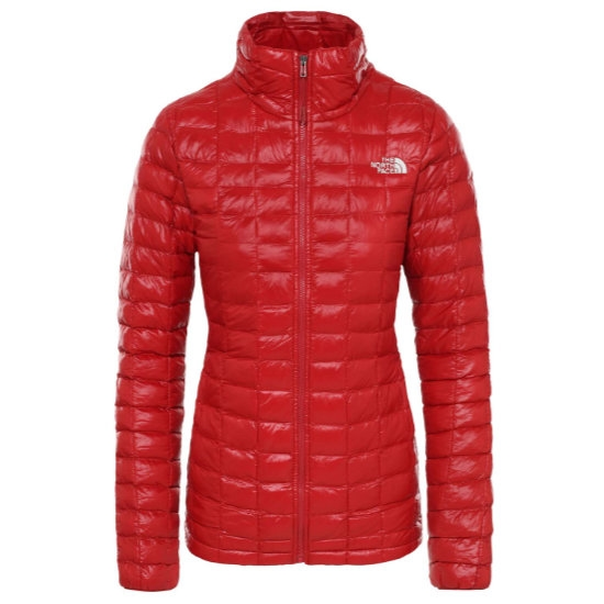 The North Face Thermoball Eco Jacket W - Cardinal Red