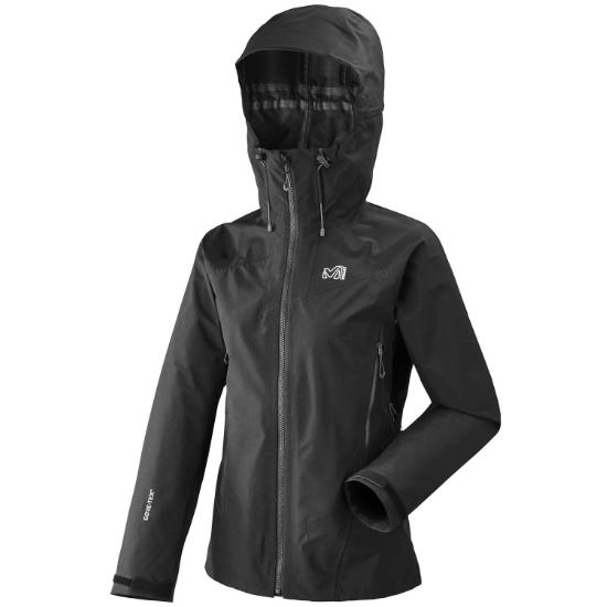Millet Kamet Light Gtx Jacket W - Black/Noir