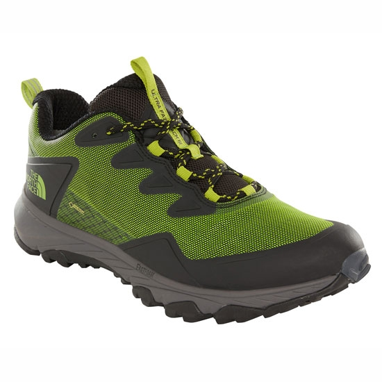 The North Face Ultra Fastpack III GTX - TNF Black/Tender Green