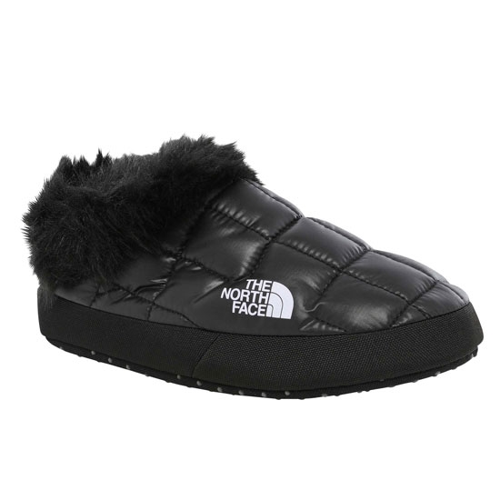The North Face ThermoBall™ Tent Mule Faux Fur V W - TNF Black/TNF White