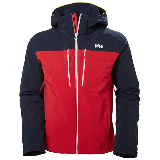 Helly Hansen Signal Jacket - Alert Red
