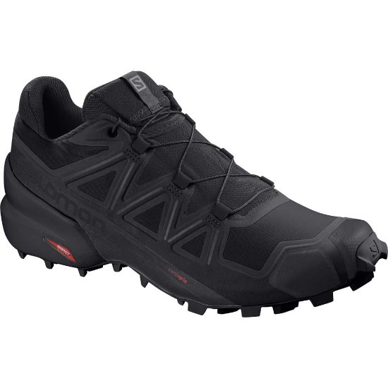 Salomon Speedcross 5 - Black/Black