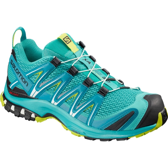 Salomon Xa Pro 3D W - Bluebird/Caneel Bay/Acid Lime