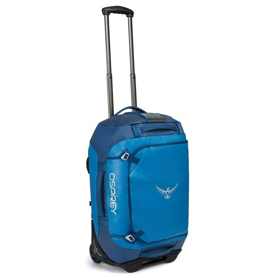 Osprey Rolling Transporter 40 - Kingfisher Blue