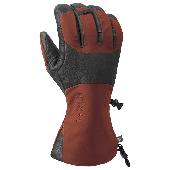 Rab Guide 2 Gtx Glove - Dark Clay