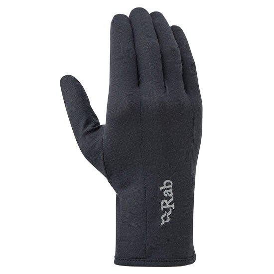 Rab Forge 160 Glove - Ebony