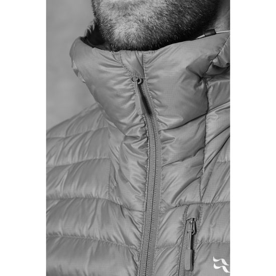 Rab Microlight Alpine Jacket - Photo of detail