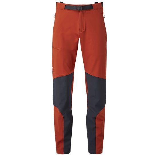 Rab Spire Pants - Red Clay