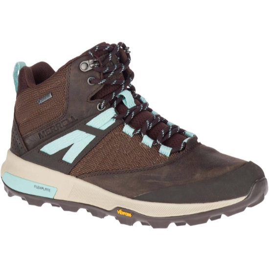 Merrell Zion Mid GTX W - Seal Brown