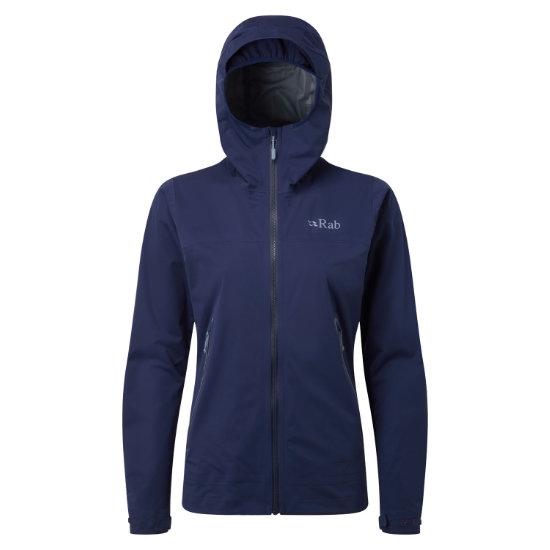 Rab Kinetic Plus Jacket W - Blueprint