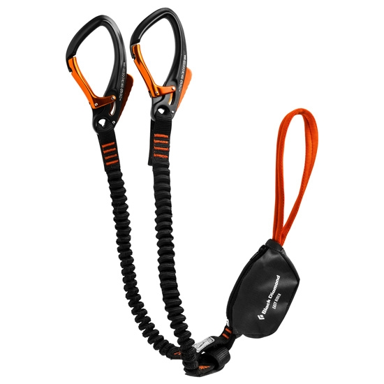 Black Diamond Easy Rider Via Ferrata Set - Dark Slate