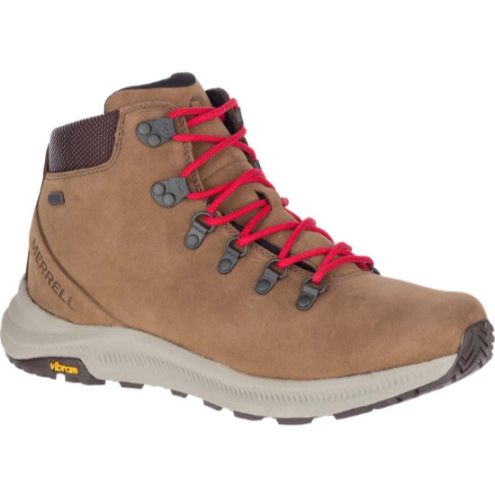 Merrell Ontario Mid Wp - Dark Earth