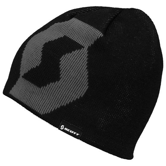 Scott Team 10 Beanie - Black/Dark Grey Melange