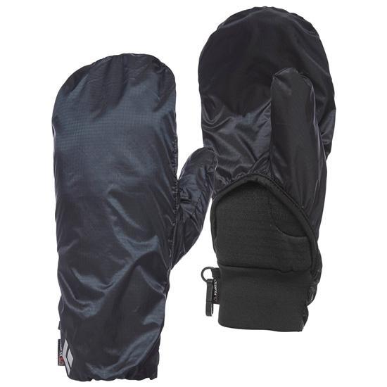 Black Diamond Wind Hood Gridtech Gloves - Photo of detail