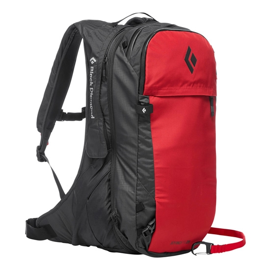 Black Diamond Jetforce Pro Pack 25L - Red