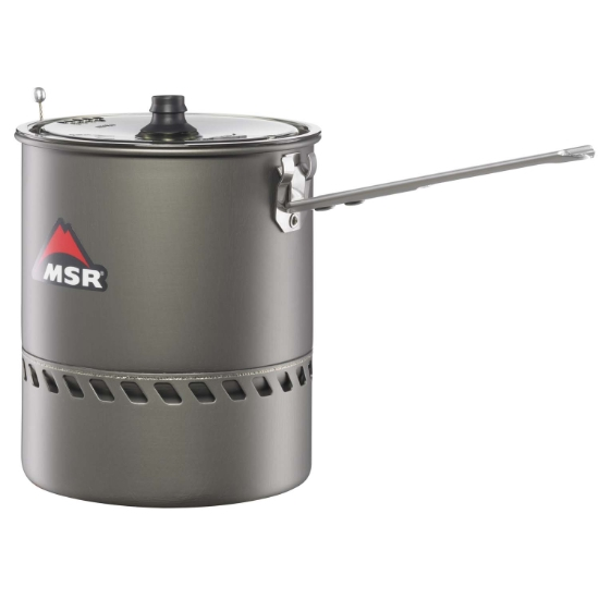 Msr Reactor 1.7L Stove System - Photo of detail
