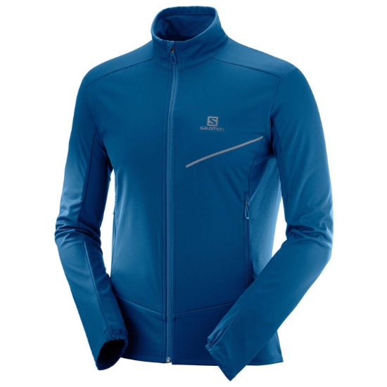 Salomon Rs Softshell Jacket - Poseidon