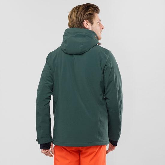 Salomon Brilliant Jacket - Photo of detail