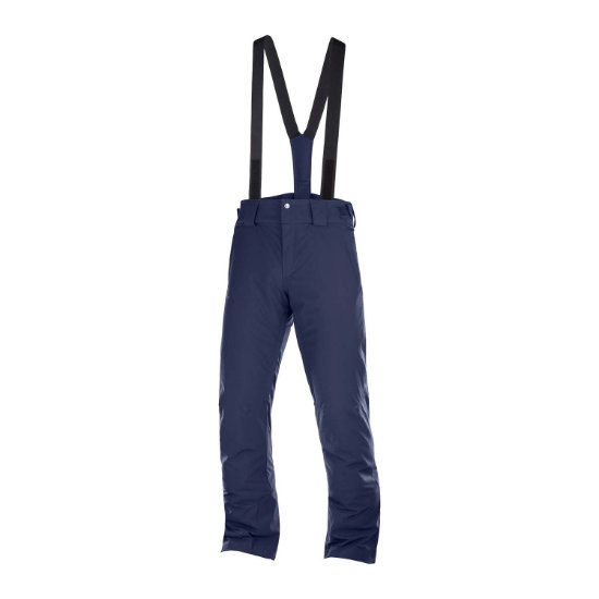 Salomon Stormseason Pant - Night Sky