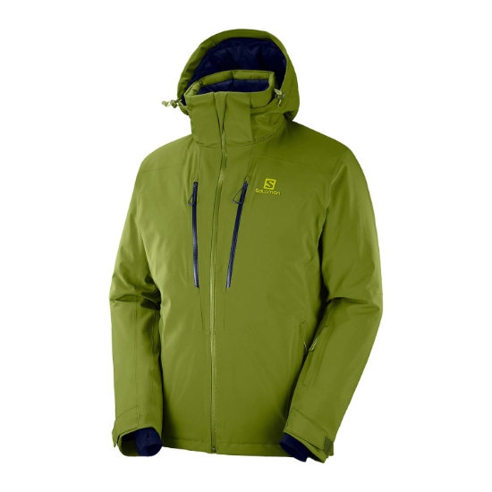 Salomon Icefrost Jacket - Avocado