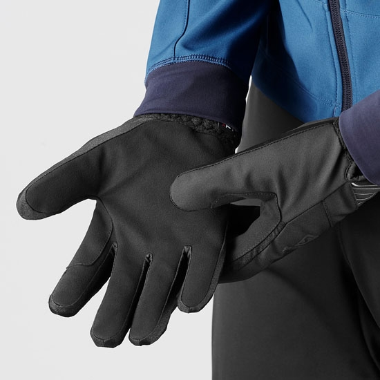 Salomon RS Warm Glove - Photo of detail