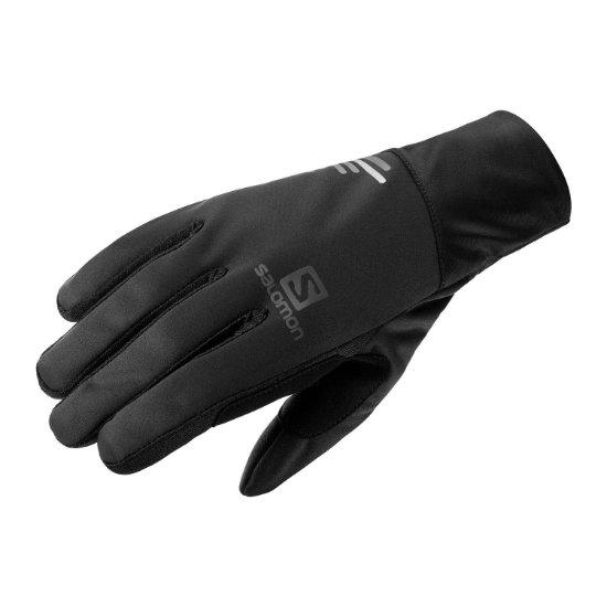 Salomon Equipe Glove - Black/Black