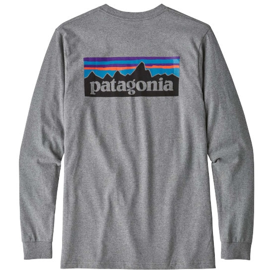 Patagonia P-6 Logo Responsibili-Tee - Photo de détail