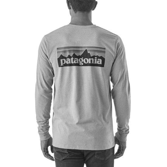 Patagonia P-6 Logo Responsibili-Tee - Photo of detail