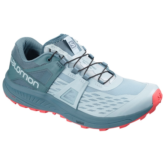 Salomon Ultra Pro W - Cashmere Blue/Bluestone/Dubarry