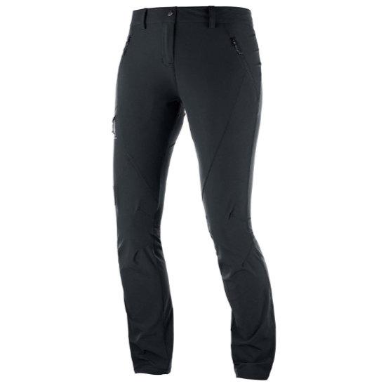Salomon Wayfarer Tapered Pant W - Black