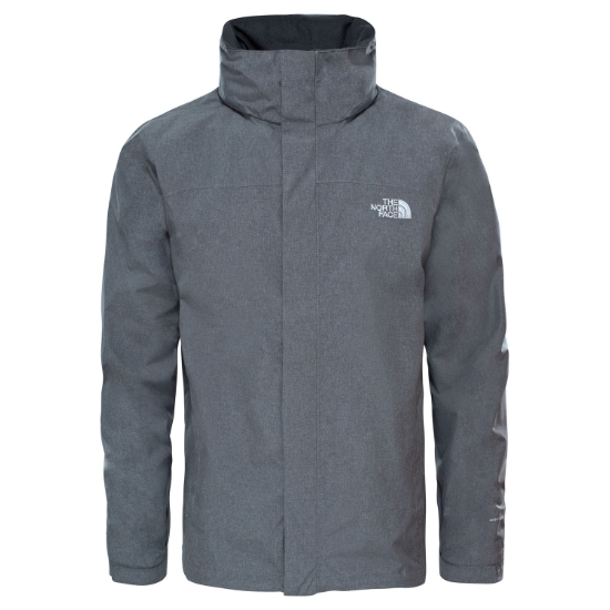 The North Face Sangro Jacket - Medium Grey Heather