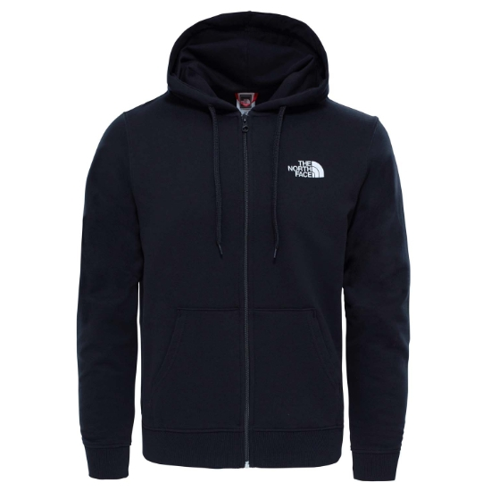 The North Face Open Gate Full Zip Hood Light - Tnf Black